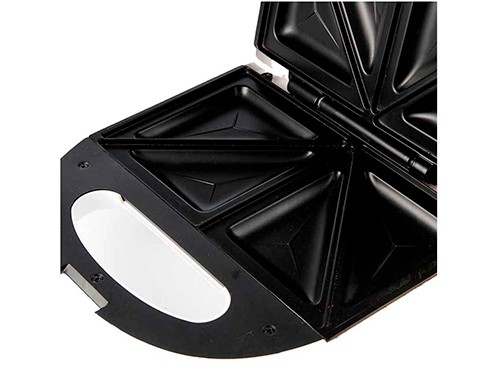 Sandwichera Electrica Smartlife Sw3383 Antiadherente 700w