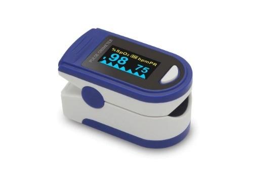 Oximetro de Pulso 500 Jumper Medical