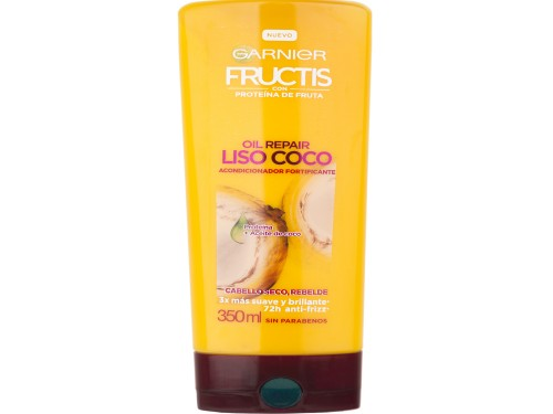 Aco Garnier Fructis Liso Coco x 350