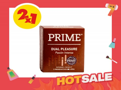 Preserv. Prime x 3 Dual Pleasure