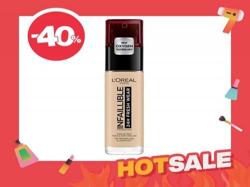 Base Fluida de Maquillaje Infallible x 30 ml