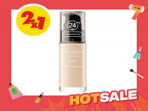 Base liquida de Maquillaje Combination Oily Skin x 30 ml
