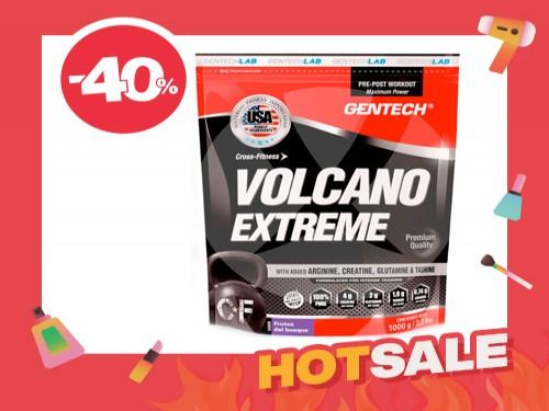 Volcano Extreme frutos del bosque x 800 gr