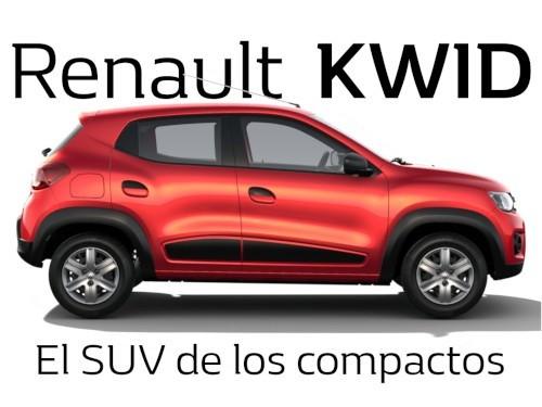 Kwid Zen 1.0 75 - 25% 120 cuotas Renault