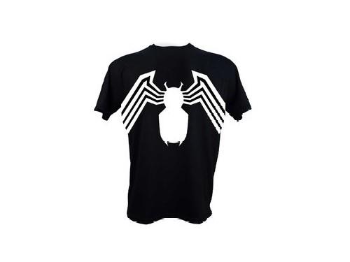 Remera Venom - Licencia Oficial Marvel