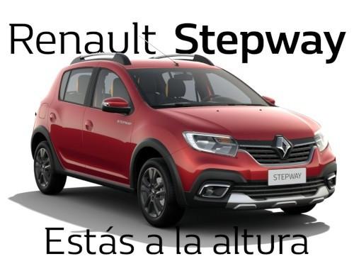 Stepway Ph2  Intens 1.6 CVT 100% x 120 cuotas Renault