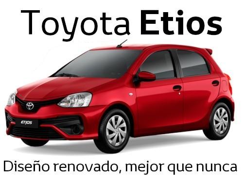 ETIOS X 1.5 6M/T 5P 100% x 84 Toyota