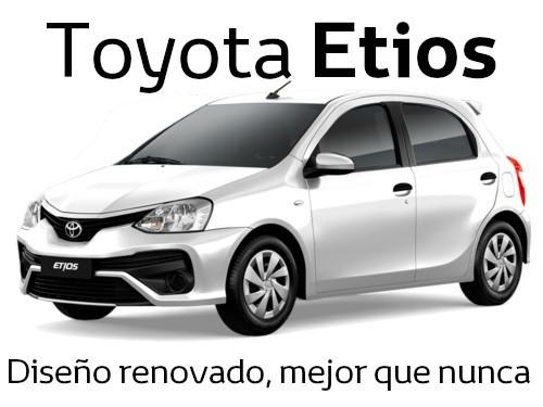 ETIOS X 1.5 6M/T 5P 70/30 x 84 Toyota