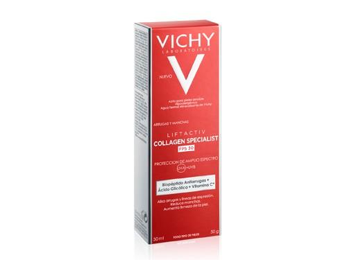 Vichy Liftactiv Collagen Specialist SPF 30 50 ML