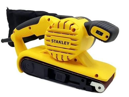 Lijadora De Banda Stanley Sb90 900w Extraccion De Polvo
