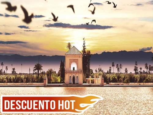 Salida Grupal - Andalucia, Costa del Sol & Marruecos