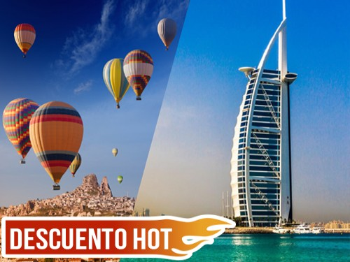 Salida Grupal 2021: Dubai, Abu Dhabi & Turquía