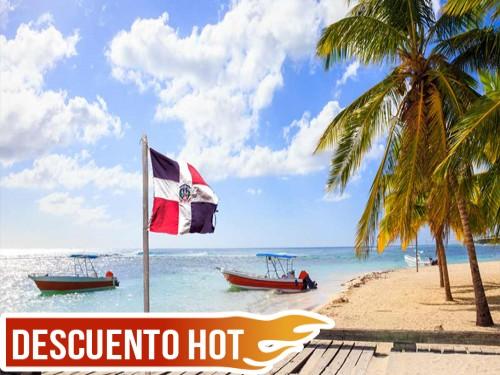Paquete a Punta Cana en oferta - Voucher hasta 2021