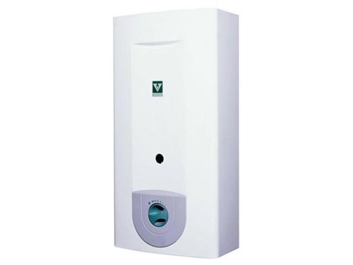 Calefón 14 Litros Para Gas Natural Con Sensor de Gases Volcan