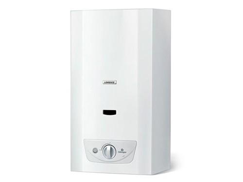 Calefón Automático 14 Litros Gas Natural Sensor de Gases Longvie
