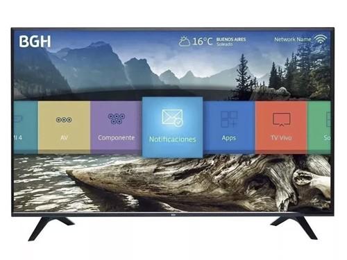 "Smart Tv 50"" 4K UHD USB HDR Netflix Youtube BGH"