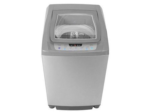 Lavarropas Carga Superior Wash Platino 6.5 Kg 800 RPM Electrolux