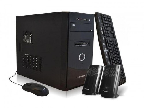 Pc Pcbox Core I3 Coffee lake 4gb 240ssd freeDos