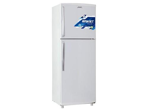 Heladera Inverter Con Freezer 365 Lts. Blanca Briket