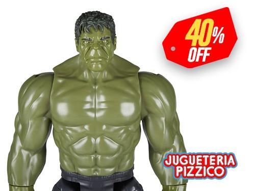 Muñeco Hulk 30cm con Envio Full Avengers Infinity War Hasbro