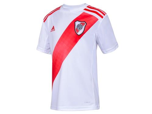 Camiseta Oficial Adidas River Plate