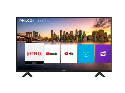 Televisor Led 50″ Ultra HD 4K Smart Philco