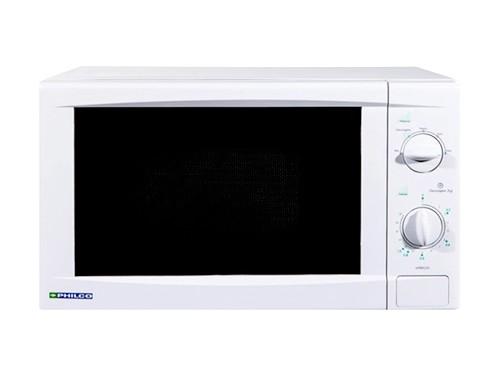Microondas Manual 20 Litros 700w Blanco Philco