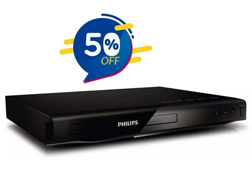 Reproductor Dvd Philips (dvp2850x77)
