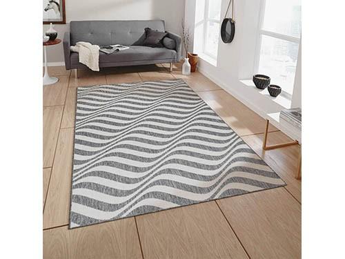 Alfombra Estocolmo Diseño 400 - 100x150cm