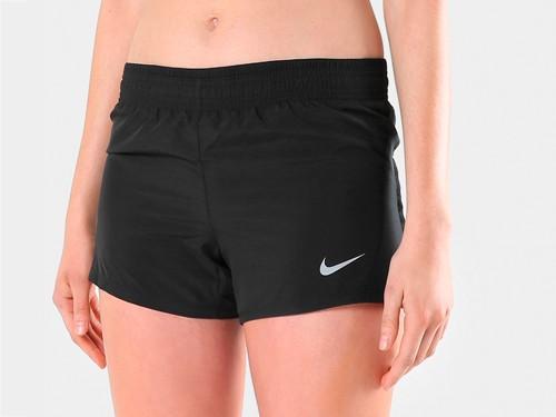 Short de mujer Nike 10 color negro