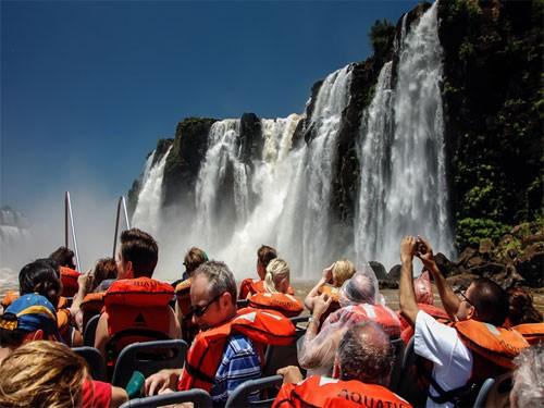 Hotel en Cataratas del Iguazu 45% Off 2,3,4 Pasajeros + Desayuno