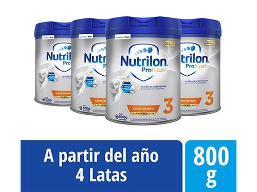 Pack Nutrilon Profutura 3 Lata 800gr