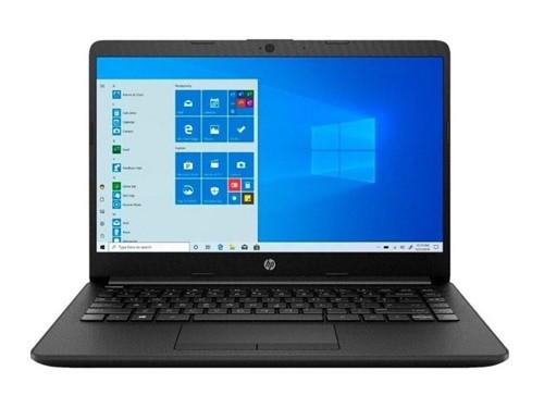 Notebook HP 14p AMD Athlon Silver 3050U 4GB 128GB SSD WIN10 JET BLACK