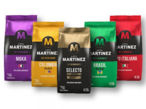 Combo café molido 250g Café Martínez
