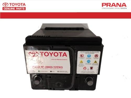 Cambio Bateria COROLLA 2010-2020 / ETIOS (Mano de Obra INCLUIDA)Toyota