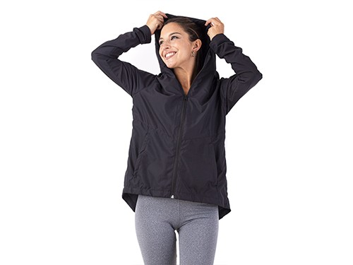 Campera Impermeable Water Repelent con capucha Berlin