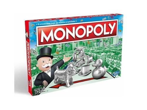 Monopoly Gaming Nueva Edición Hasbro