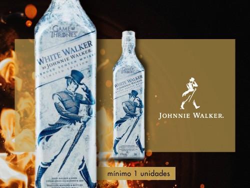 Whisky - Johnnie Walker White Walker 750ml. - Edición Limitada