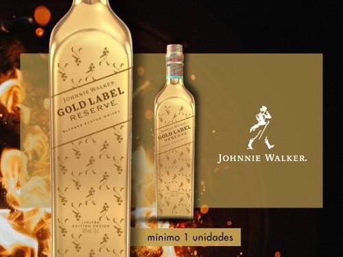 Whisky - Johnnie Walker Gold Reserve Bullion VII 700ml.