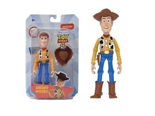 Muñecos Woody articulados Disney Toy Story 4 Ax Toys 11 cm