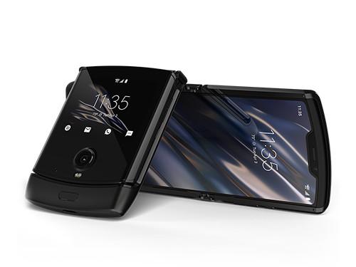 Motorola Razr | Compacto, plegable y con pantalla externa interactiva