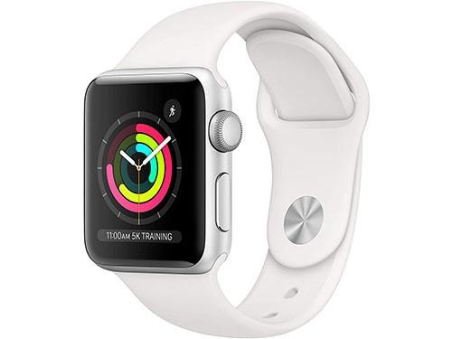 Apple iwatch Serie 3 38mm Plateado