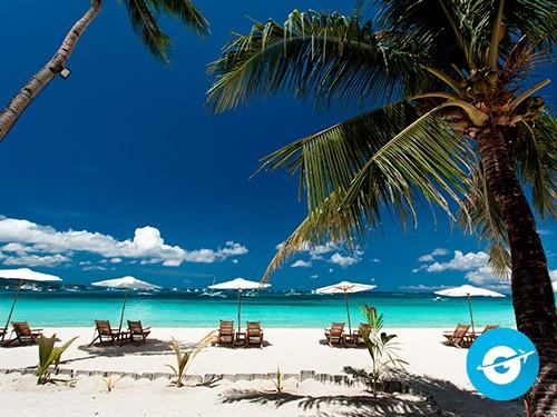 Vuelo a Cancún en oferta. Pasaje aéreo barato a México, Caribe.