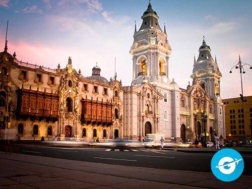 Vuelo a Lima en oferta. Pasaje Aéreo barato a Lima. Perú.