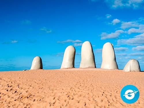 Vuelo a Punta del Este en oferta. Pasaje Aéreo barato a Uruguay