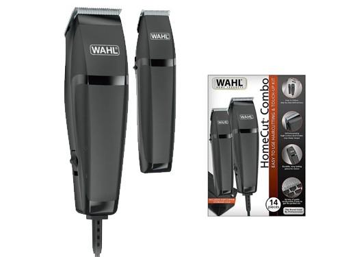 Maquina de Corte Home Cut Combo 14 piezas Wahl c/Trimmer a pilas