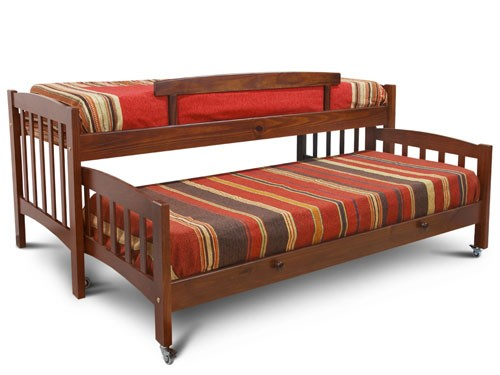 Cama Nido 2 camas madera