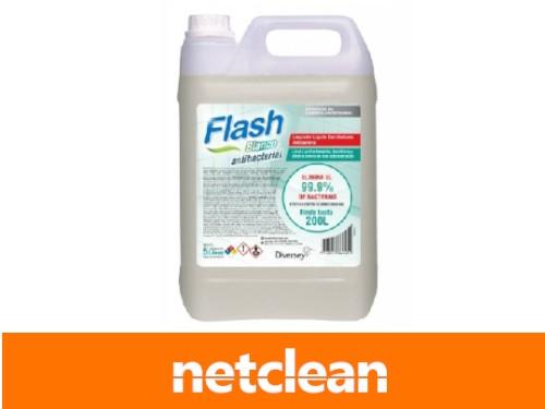 Flash Blanco Antibacterial Diversey 5L
