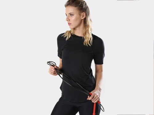 Remera Under Armour Hex Delta Short Sleeve - Mujer
