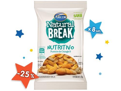 Natural Break Nutritivo